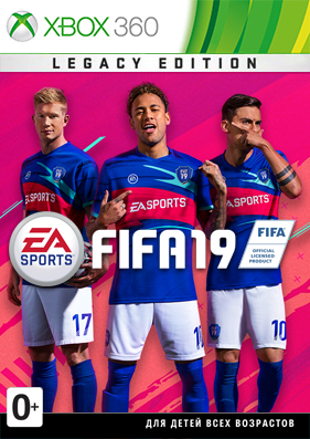 FIFA 19. Legacy Edition [FREEBOOT/RUSSOUND] [XBL-BUILD]