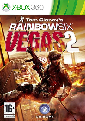 Tom Clancy's Rainbow Six Vegas 2 [FREEBOOT/RUS]