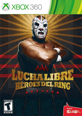 Lucha Libre AAA: Héroes del Ring [FREEBOOT/ENG]