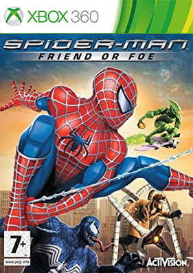 Spider-Man: Friend or Foe [GOD/FREEBOOT/RUS]