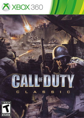 Call of Duty Classic [FREEBOOT/RUSSOUND]
