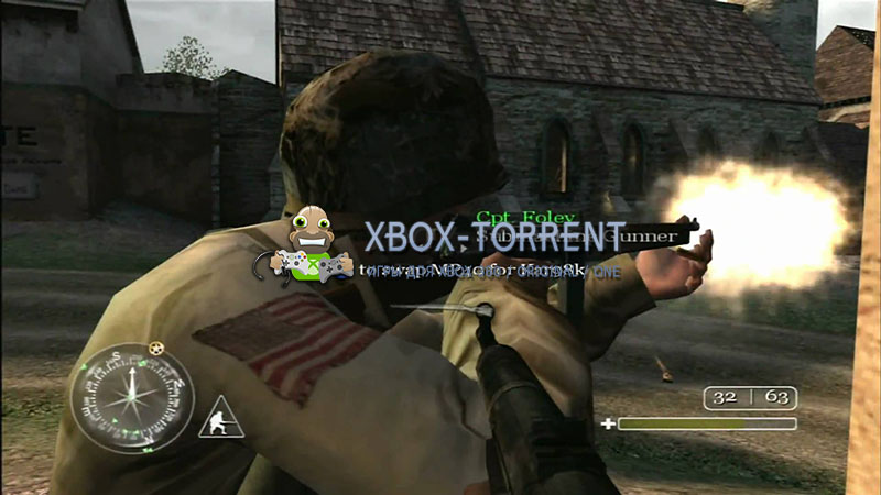 Скачать торрент Call of Duty Classic [FREEBOOT/RUSSOUND] на xbox 360 без регистрации
