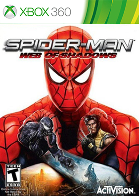 Скачать торрент Spider-Man: Web of Shadows [REGION FREE/RUS] на xbox 360 без регистрации