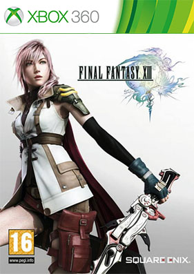 Final Fantasy XIII [FREEBOOT/RUS]