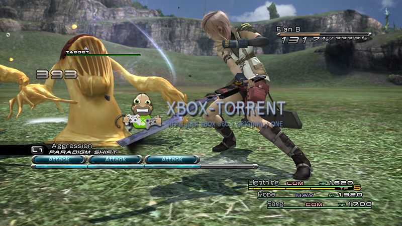 Скачать торрент Final Fantasy XIII [FREEBOOT/RUS] на xbox 360 без регистрации