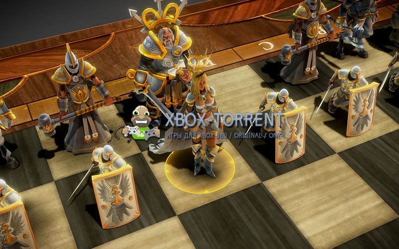 Скачать торрент Battle vs. Chess [DLC/FREEBOOT/RUSSOUND] на xbox 360 без регистрации