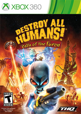 Скачать торрент Destroy All Humans! Path of the Furon [FREEBOOT/ENG] на xbox 360 без регистрации
