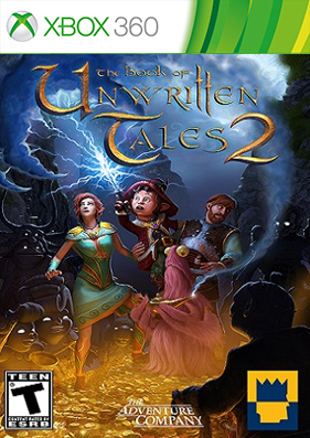 The Book of Unwritten Tales 2 [FREEBOOT/RUS]