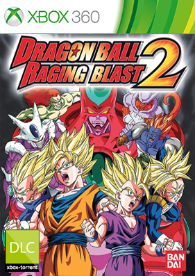 Dragon Ball: Raging Blast 2 [DLC/FREEBOOT/ENG]