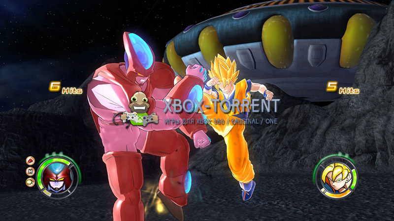 Скачать торрент Dragon Ball: Raging Blast 2 [DLC/FREEBOOT/ENG] на xbox 360 без регистрации