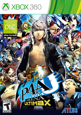 Persona 4 Arena Ultimax [DLC/FREEBOOT/ENG]