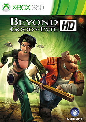 Beyond Good & Evil HD [XBLA/FREEBOOT/RUSSOUND]