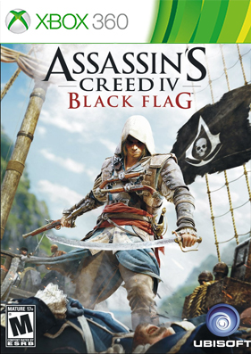 Assassin's Creed 4: Black Flag [PAL/RUSSOUND] (LT+3.0)