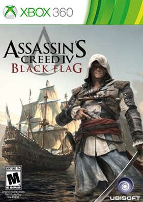 Assassin's Creed IV: Black Flag [PAL/RUSSOUND] (LT+3.0)