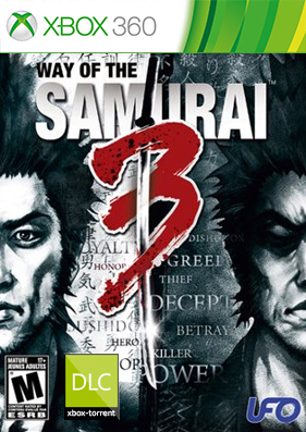 Way of the Samurai 3 [DLC/GOD/ENG]