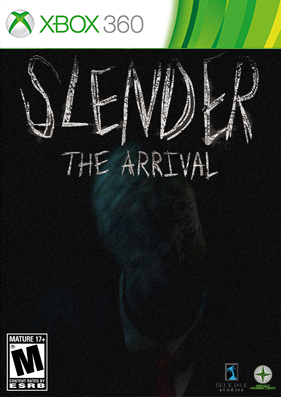 Slender: The Arrival [XBLA/FREEBOOT/ENG]