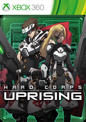Hard Coprs Uprising [XBLA/FREEBOOT/ENG]