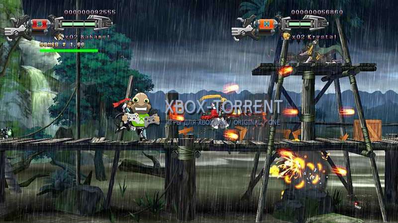 Скачать торрент Hard Coprs Uprising [XBLA/FREEBOOT/ENG] на xbox 360 без регистрации