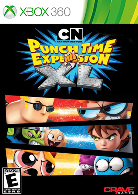 Cartoon Network: Punch Time Explosions [FREEBOOT/ENG]