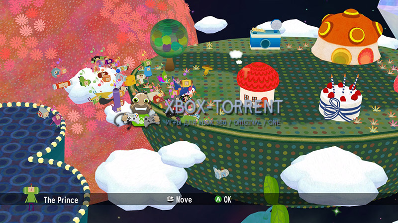 Скачать торрент Beautiful Katamari [DLC/FREEBOOT/ENG] на xbox 360 без регистрации