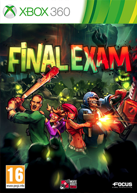 Final Exam [XBLA/FREEBOOT/RUS]