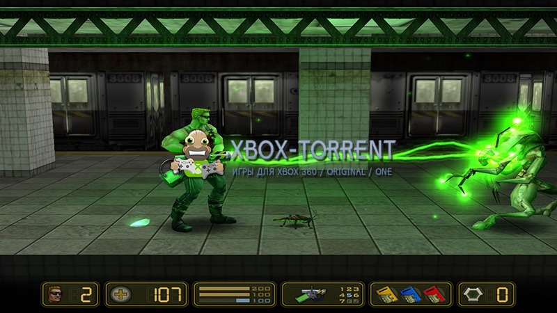 Скачать торрент Duke Nukem: Manhattan Project [XBLA/FREEBOOT/ENG] на xbox 360 без регистрации