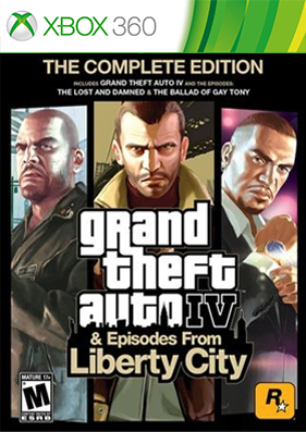 Grand Theft Auto IV: Complete Edition [DLC/FREEBOOT/RUS]