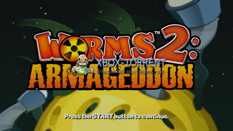 Скачать торрент Worms 2: Armageddon [XBLA/FREEBOOT/ENG] на xbox 360 без регистрации