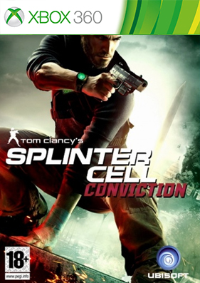 Tom Clancy`s Splinter Cell: Conviction [PAL/RUSSOUND]