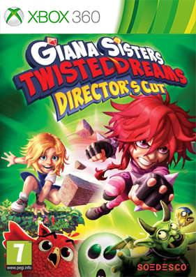 Giana Sisters: Twisted Dreams [FREEBOOT/RUS]