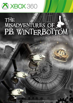 The Misadventures of P.B. Winterbottom [XBLA/FREEBOOT/ENG]