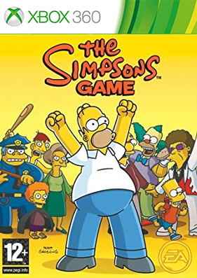 The Simpsons Game [FREEBOOT/RUS]