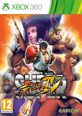 Super Street Fighter 4 [REGION FREE/RUS]