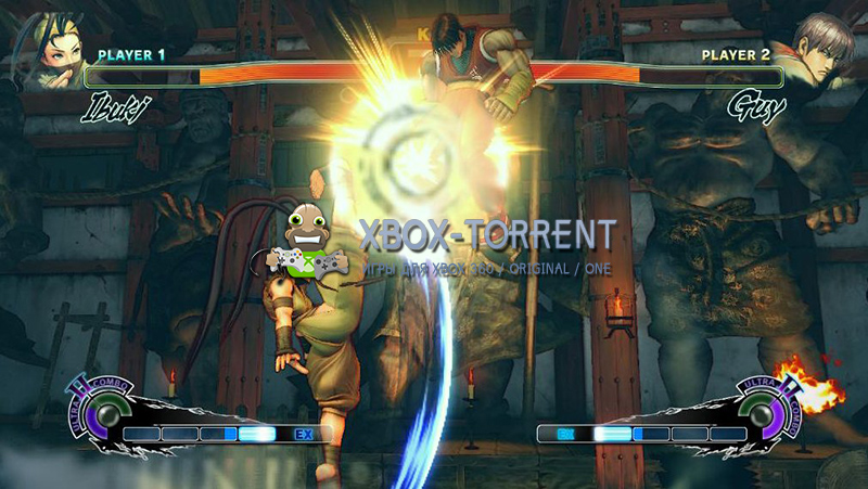 Скачать торрент Super Street Fighter 4 [REGION FREE/RUS] на xbox 360 без регистрации