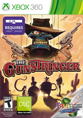 Скачать торрент The Gunstringer [DLC/FREEBOOT/RUS] на xbox 360 без регистрации