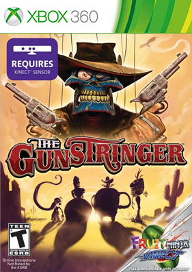 The Gunstringer [REGION FREE/RUS] (LT+1.9 и выше)