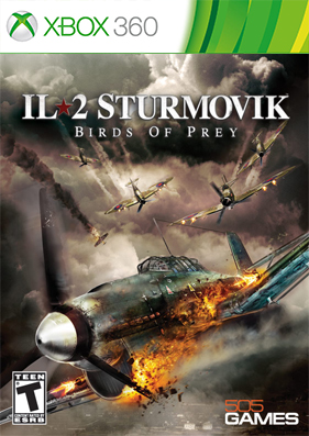 IL-2 Sturmovik: Birds of Prey [DLC/FREEBOOT/RUSSOUND]