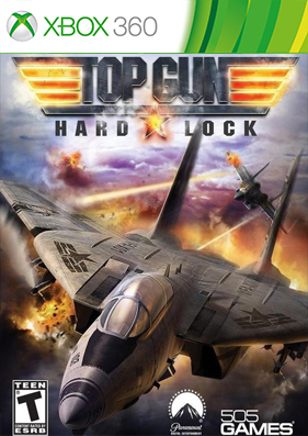 Top Gun: Hard Lock [DLC/FREEBOOT/ENG]