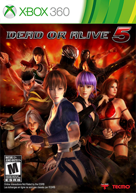 Скачать торрент Dead Or Alive 5: Nude Version [FREEBOOT/ENG] на xbox 360 без регистрации