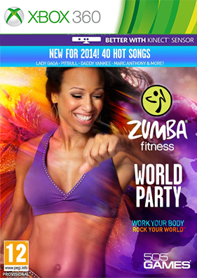 Zumba Fitness: World Party [ISO/PAL/ENG] (LT+3.0)