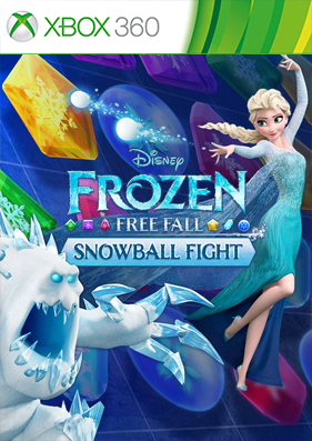 Frozen Free Fall: Snowball Fight [XBLA/FREEBOOT/RUS]