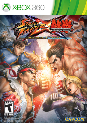 Street Fighter X Tekken [REGION FREE/RUS] (LT+1.9 и выше)