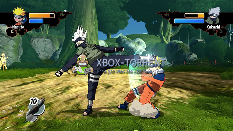 Скачать торрент Naruto: Rise of a Ninja [FREEBOOT/ENG] на xbox 360 без регистрации