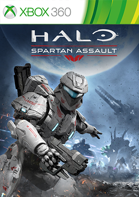 Halo: Spartan Assault [XBLA/FREEBOOT/RUS]