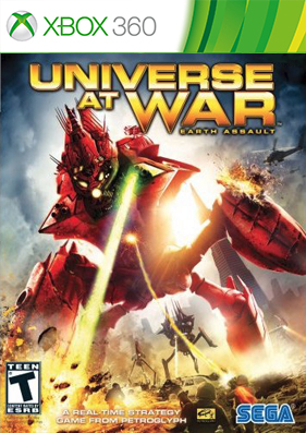 Universe at War: Earth Assault [FREEBOOT/ENG]