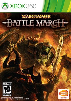 Warhammer Battle March [REGION FREE/RUS]
