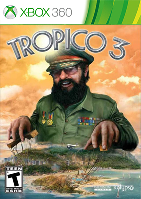 Tropico 3 [FREEBOOT/RUSSOUND]