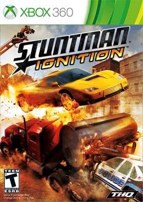 Stuntman Ignition [DLC/FREEBOOT/ENG]