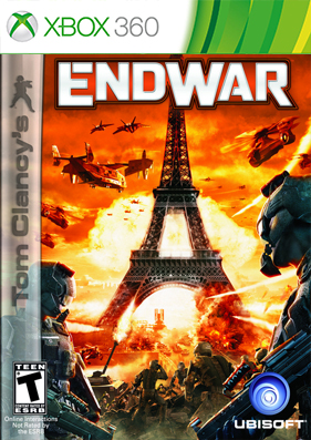 Tom Clancy's EndWar [DLC/FREEBOOT/RUSSOUND]