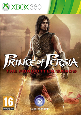 Prince of Persia: The Forgotten Sands [PAL/RUSSOUND]